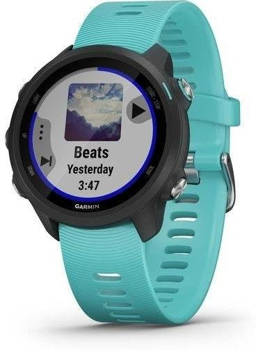 Ceas Garmin Garmin Forerunner 245 Music Optic Blue