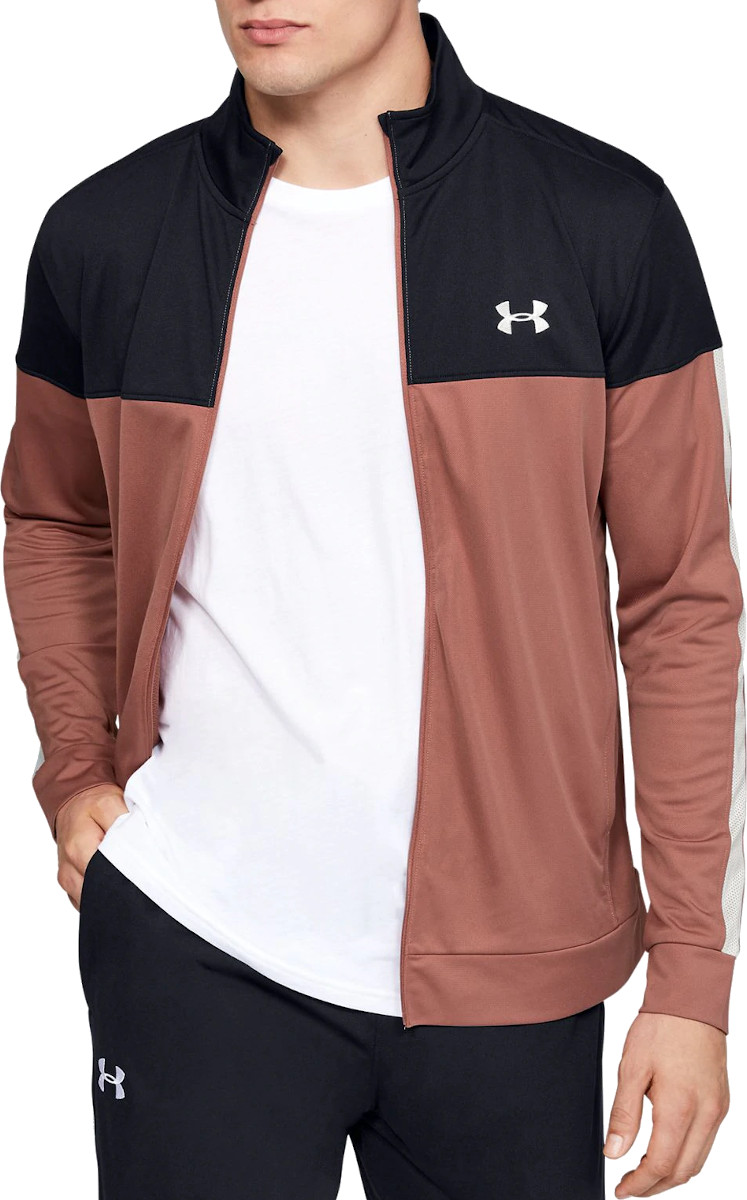 Hanorac Under Armour SPORTSTYLE PIQUE TRACK JACKET