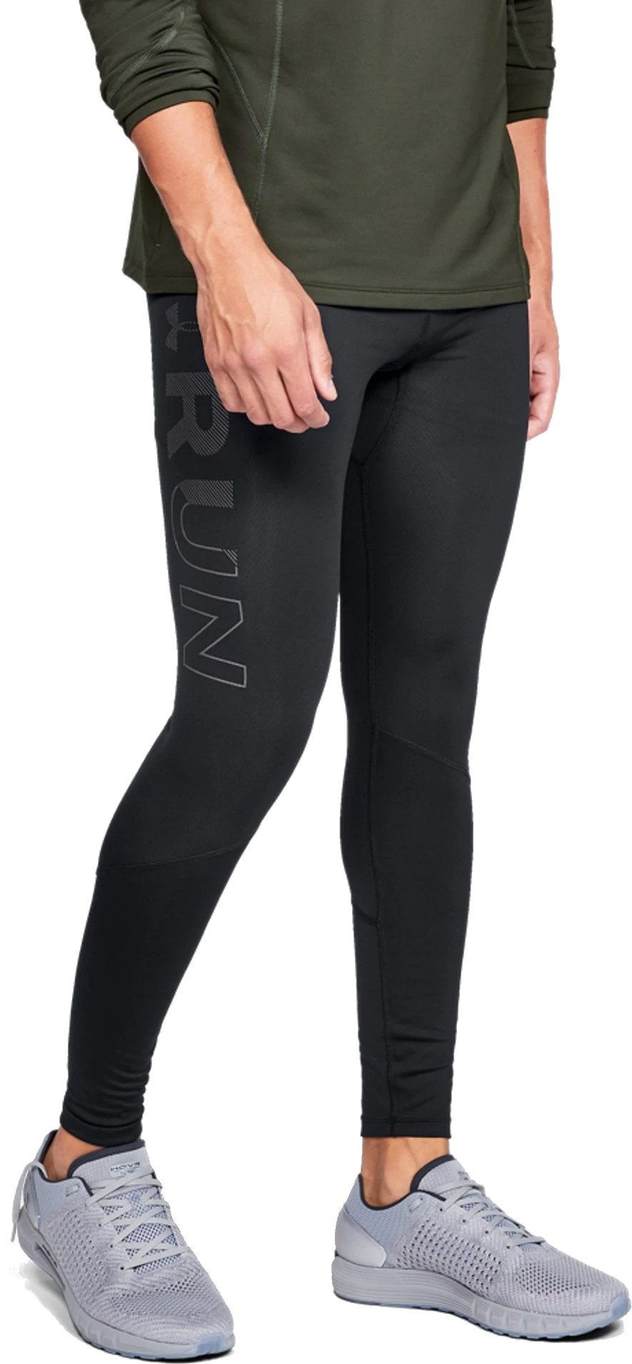 Pantaloni Under Armour Reactor Run Graphic Tight