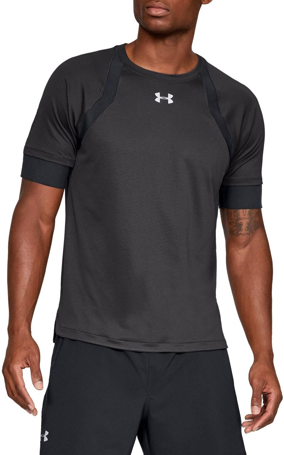 Tricou Under Armour HEXDELTA SHORTSLEEVE