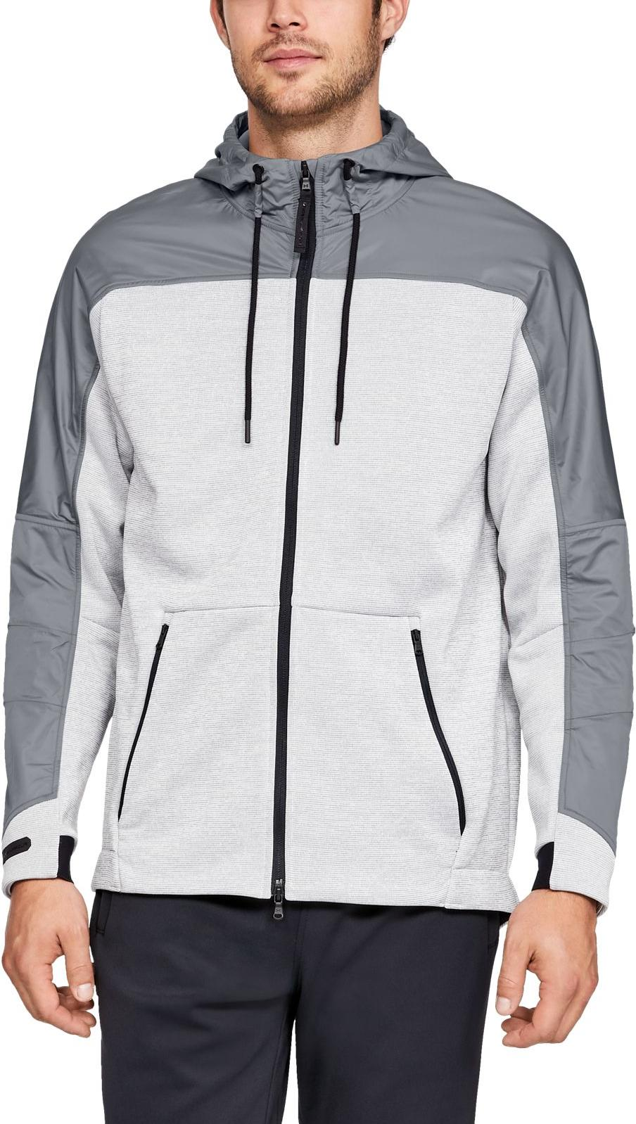 Jacheta cu gluga Under Armour UNSTOPPABLE COLDGEAR SWACKET