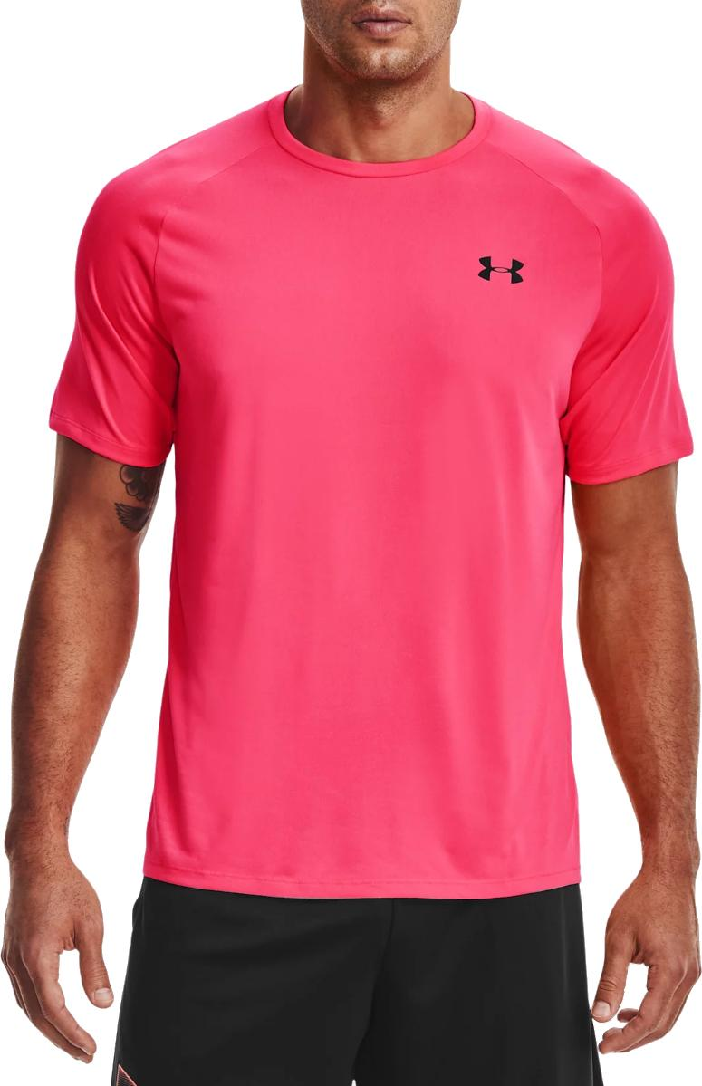 Tricou Under Armour UA Tech 2.0 SS Tee-PNK