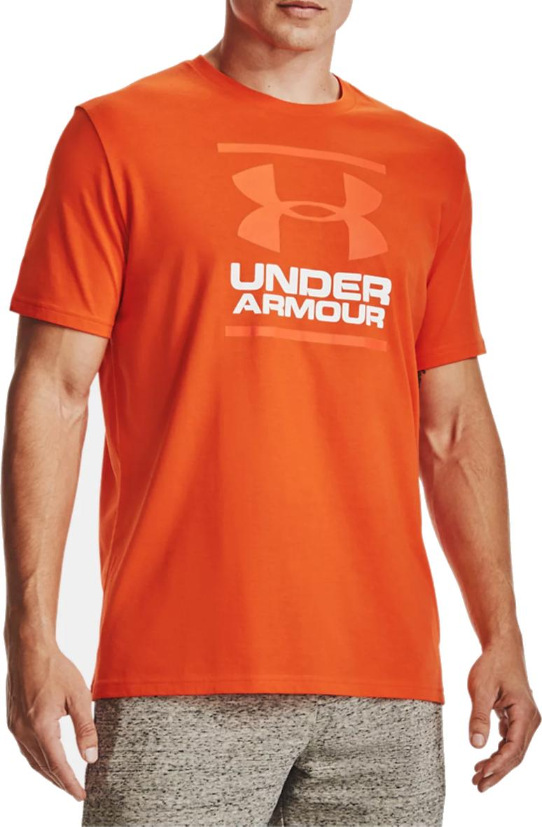 Tricou Under Armour UA GL Foundation SS T-RED