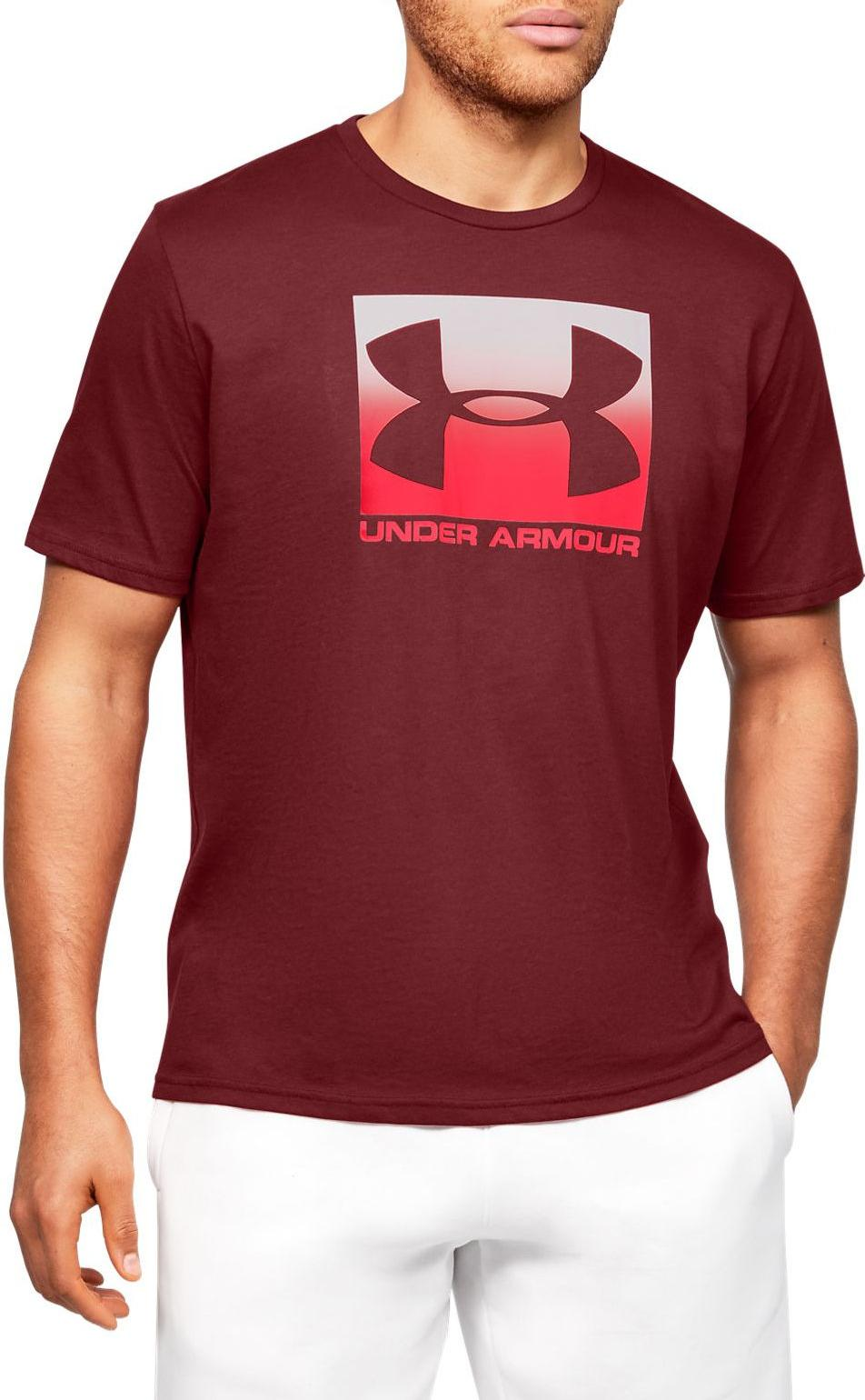 Tricou Under Armour UA BOXED SPORTSTYLE SS