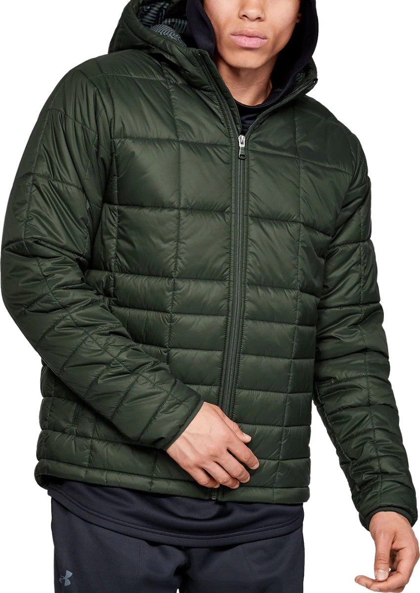 Jacheta cu gluga Under Armour UA INSULATED Hooded JKT