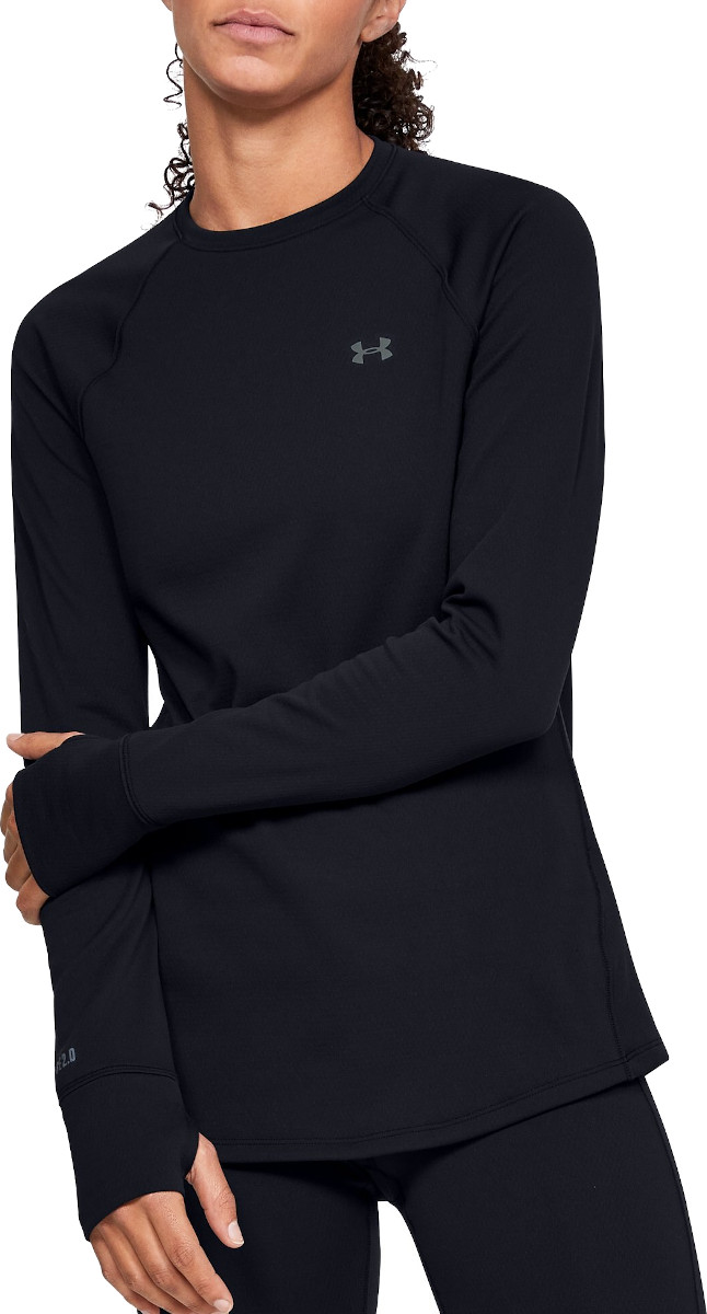 Tricou cu maneca lunga Under Armour ColdGear Base 2.0 LS TOP W