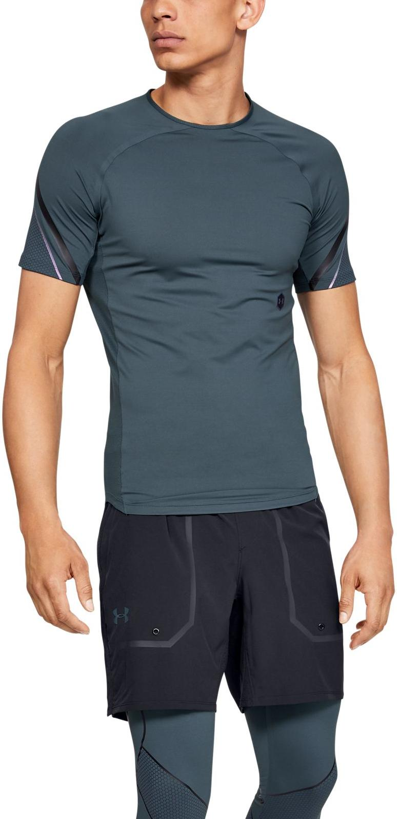 Tricou Under Armour Rush Graphic SS
