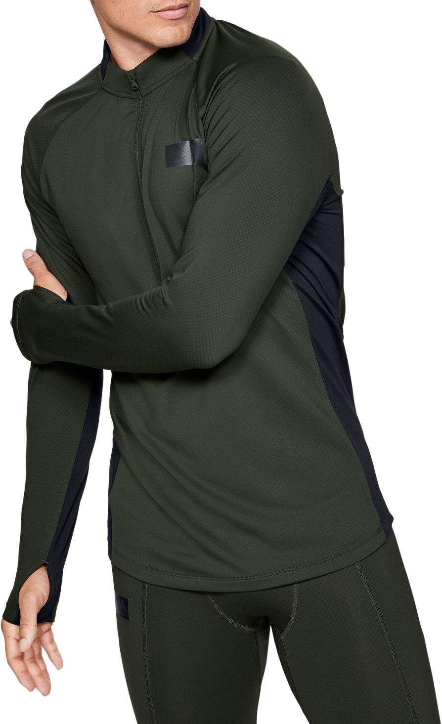 Tricou cu maneca lunga Under Armour Gametime CG 1/2 Zip