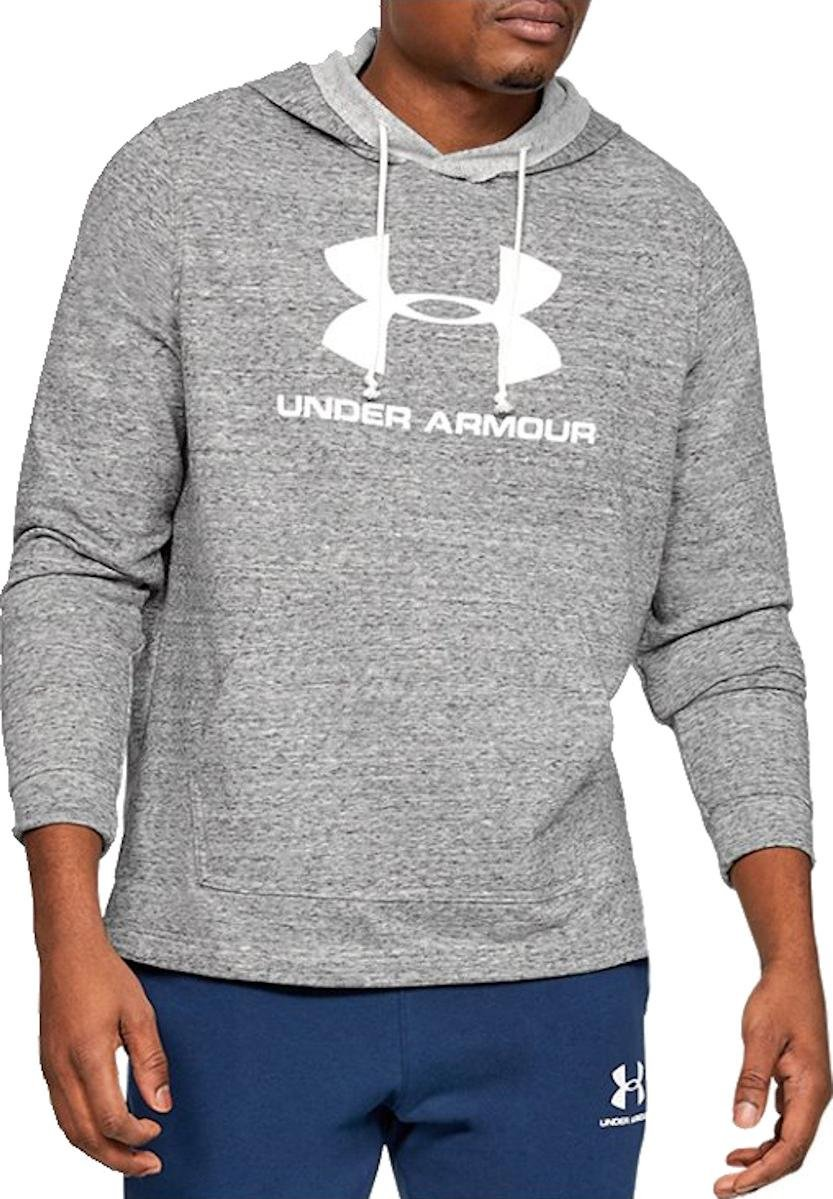 Hanorac cu gluga Under Armour SPORTSTYLE TERRY LOGO HOODIE