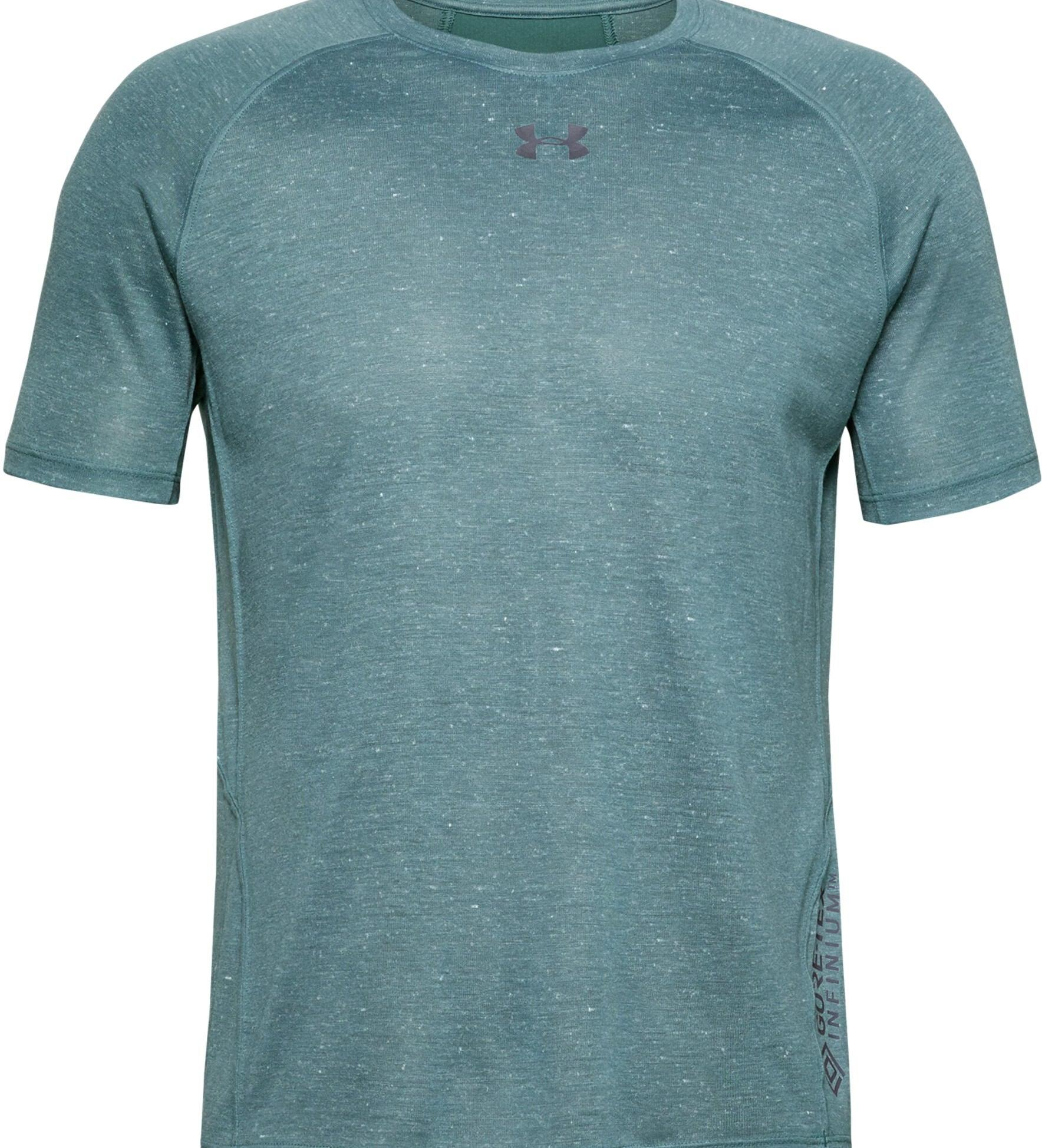 Tricou Under Armour M UA Breeze Short Sleeve Tee