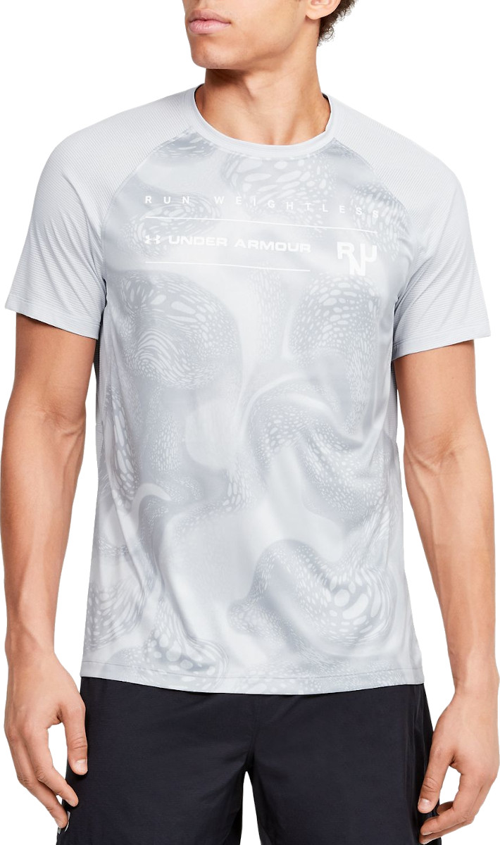 Tricou Under Armour M UA Qualifier ISO-CHILL Weightless Shor